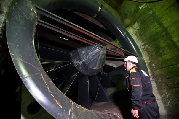 На руднике «Октябрьский», который является крупней...