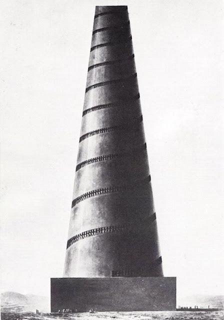 Загадка архитекторов Этьена Булле и Клода Леду идеи которому давали «сущности выходящие из тени», изображение №3