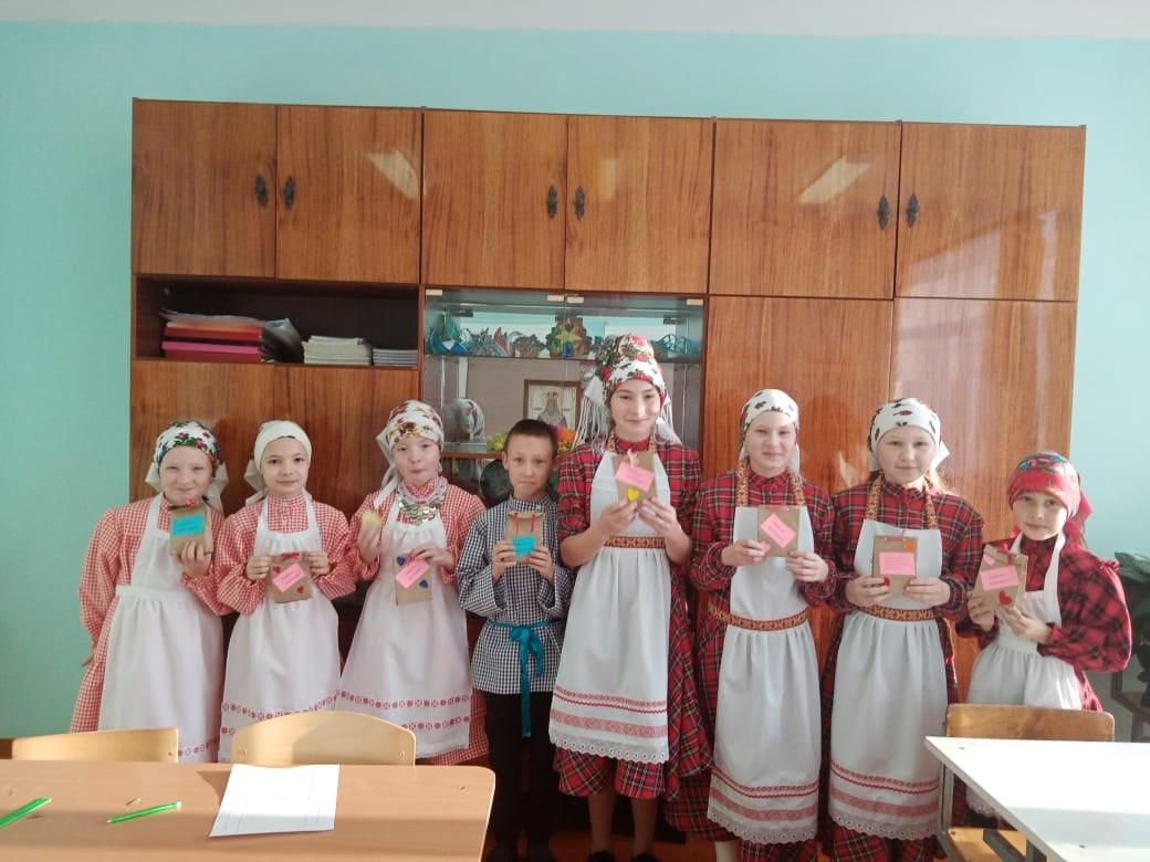 27 ноября библиотеки Можгинского района активно присоединилась