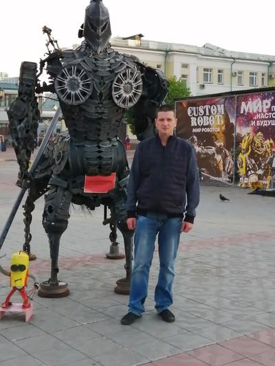 Dima, 31, Kansk