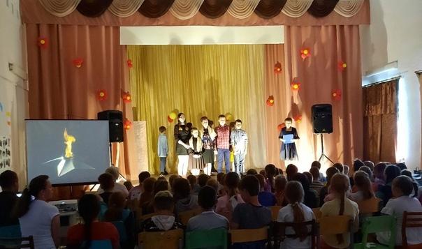 👏 18 и 21 июня участники театрального коллектива «Зеркало» Р