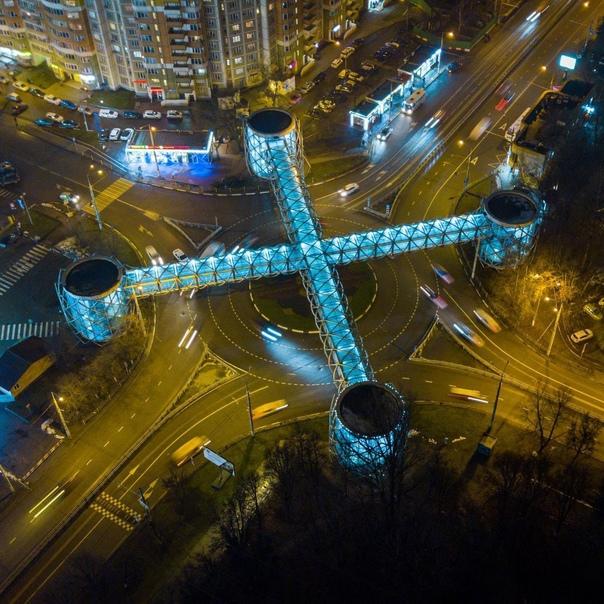 А говорят наземные переходы не могут быть красивыми ???? хотели бы такой в Белгороде? ????