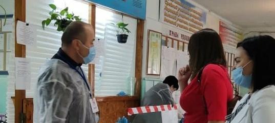 17 избирательных участков открыли 17 сентября  Выборы в Кизляре проходят в штатном режиме, сообщила