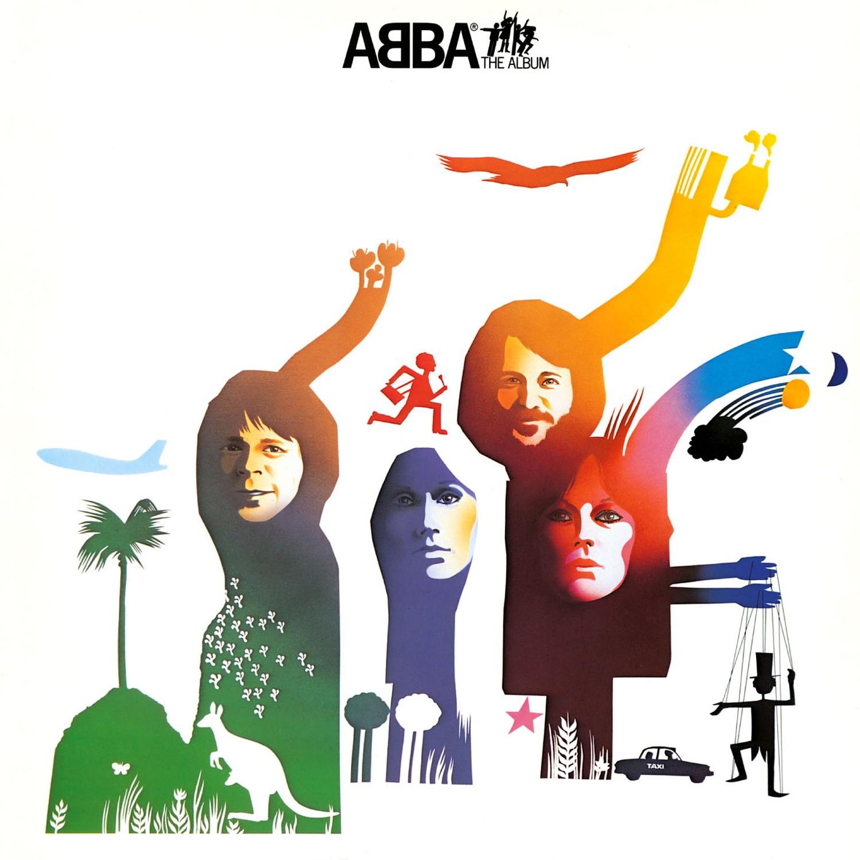 Abba album The Albums
