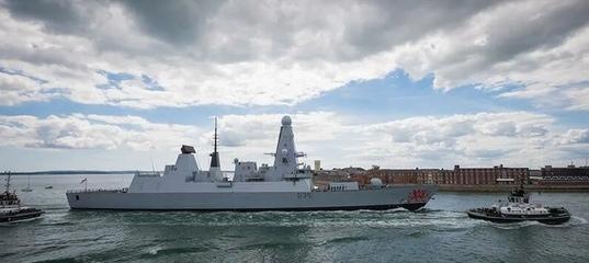 Минобороны Британии не подтвердило выдворения эсминца из района Крыма: Яндекс.Новости
