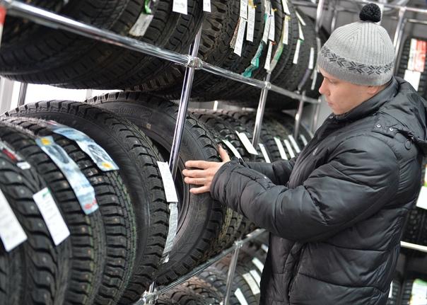 Дептранс порекомендовал москвичам поменять шины на...