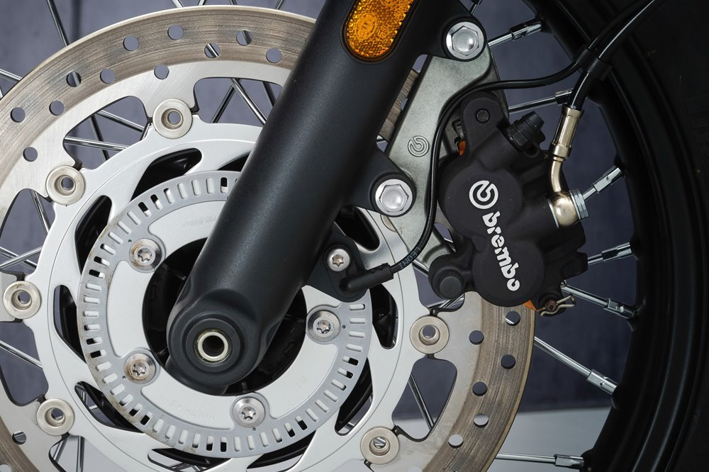 Мотоцикл Triumph Bonneville T100 2021