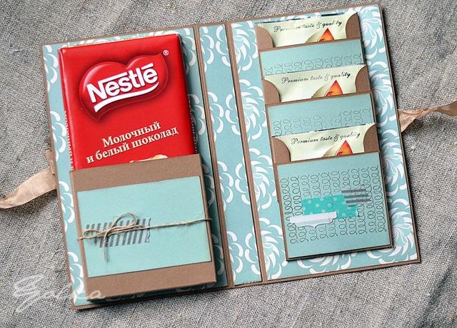 Как красиво упаковать шоколад к празднику своими руками, как сделать шокобокс для упаковки шоколада,