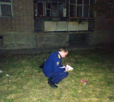 😱В Сызрани две девочки упали с 5-го этажа, спасаясь от ог...