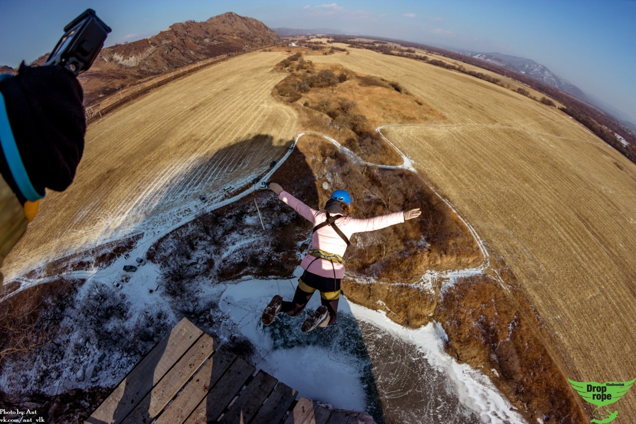 Афиша Владивосток Ледяная скала 65м.
