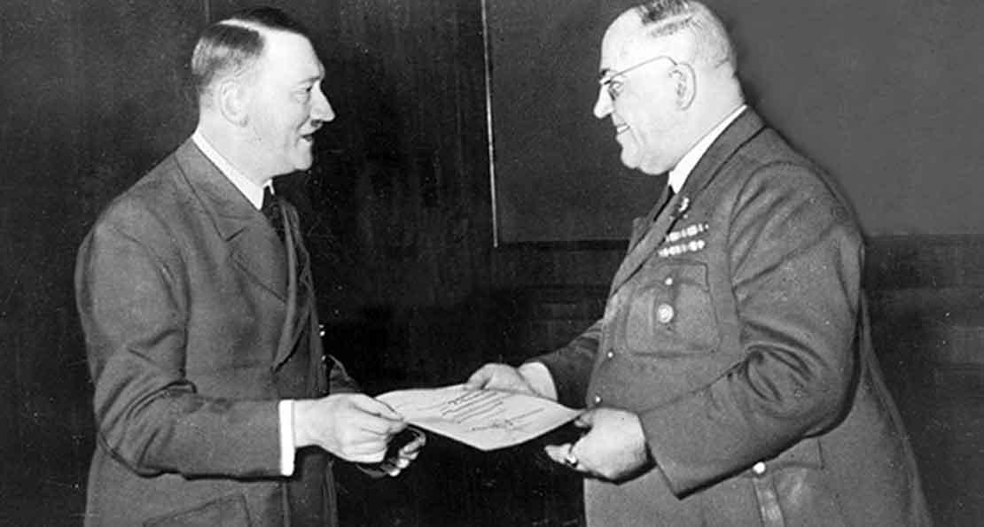 Фюрер и Морелль