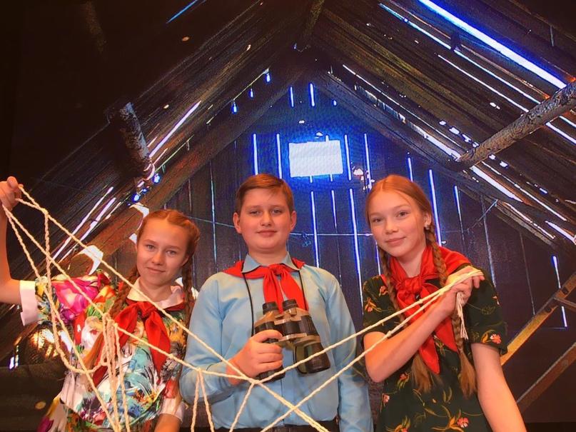 23 мая в Бугульме состоится II Детско-юношеский театральный фестиваль «НеСтоЛица», изображение №3
