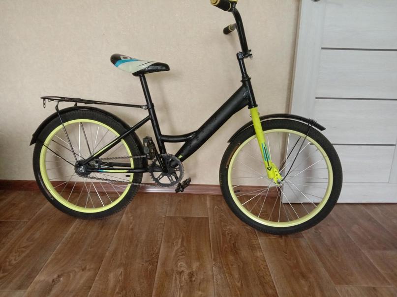 Велосипед для ребенка ростовкой до 1.4   Объявления Орска и Новотроицка №27099