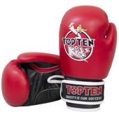 Детские боксерские перчатки Top Ten Generation Kids Red