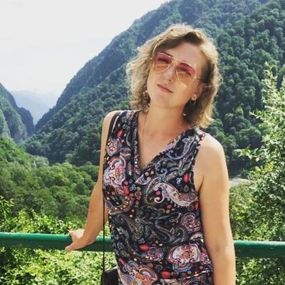 Марина Зырянова