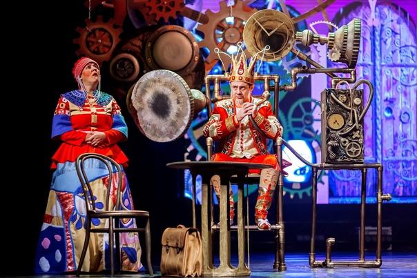 🎉  Вчера на сцене Сызранского драматического театр...