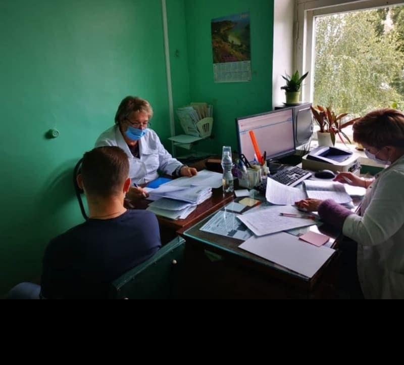 В минувший четверг в Петровске прошли приёмы областных медиков - специалистов детской клинической больницы и клиник СГМУ