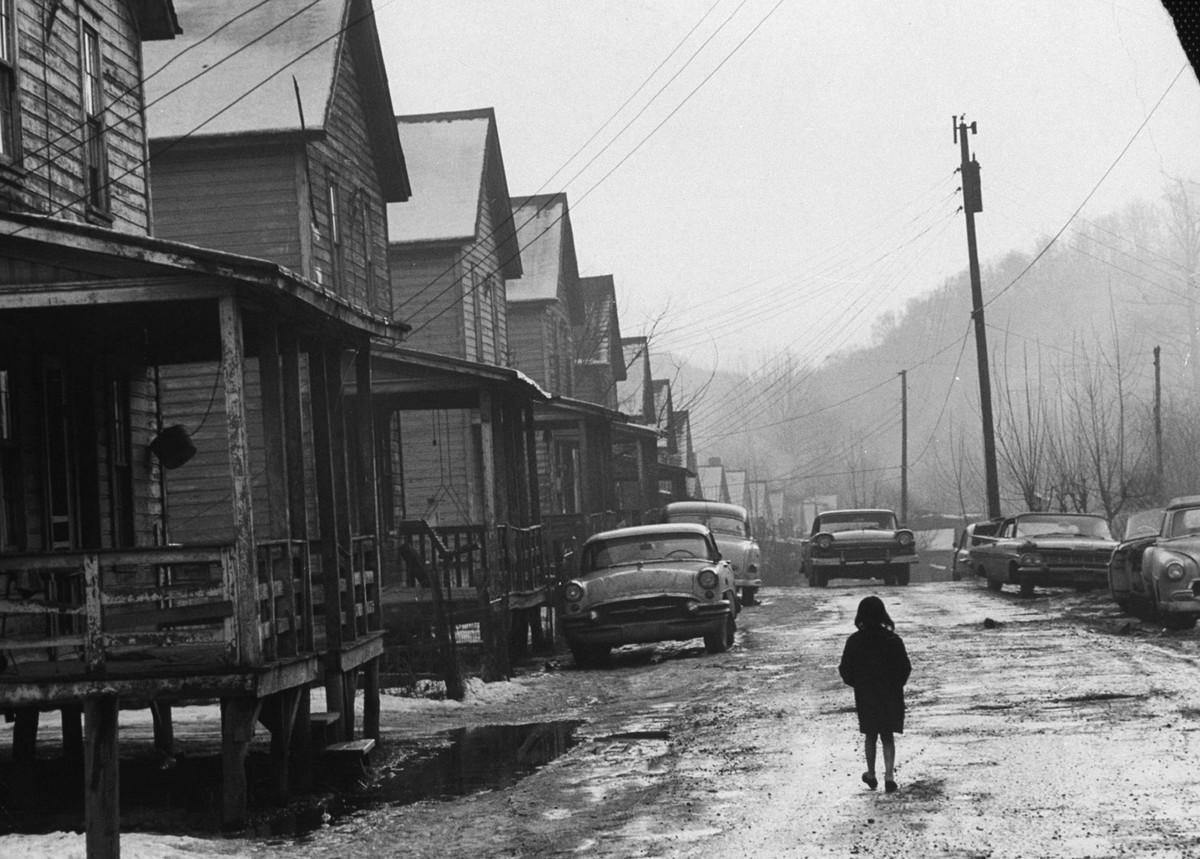 Долина бедности
