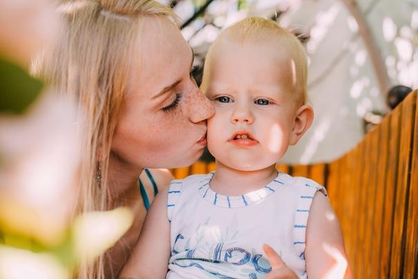 Фотосессия для мамы и ребенка в Гурзуфе. 09.19