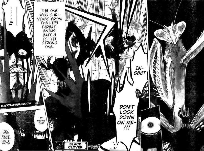 Black Clover Chapter 278, image №17