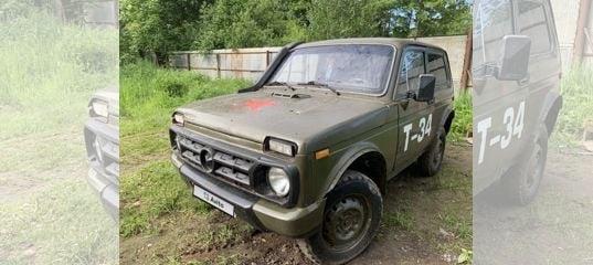 LADA 4x4 (Нива), 1997 купить в Пскове | Автомобили | Авито