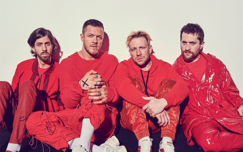 Imagine Dragons ''Wrecked''