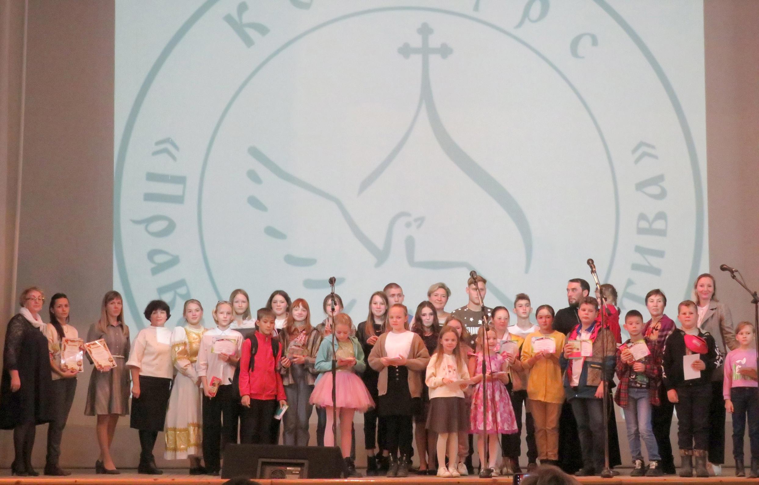 Детский фестиваль православной мультипликации состоялся в Большой Уче📽