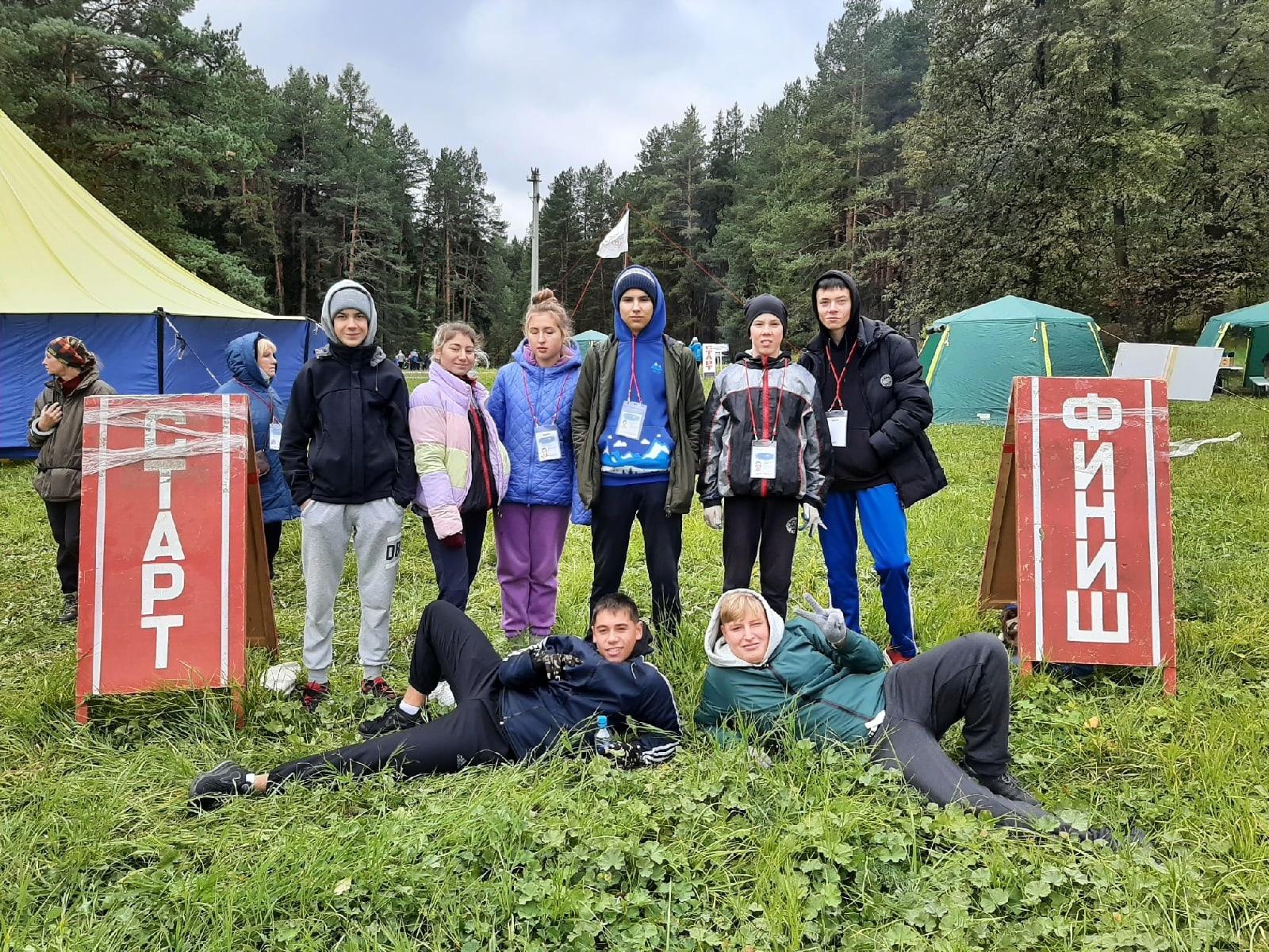 Ребята из ДДТ Можги уехали в Нижний