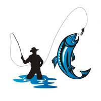 Логотип Псковский Рыболовный Форум