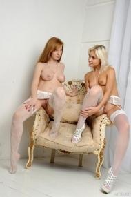 Кристина и Гиссель