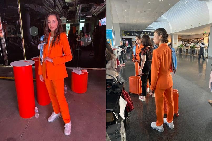 Украинские стюардессы начнут работать в спортивных костюмах и кроссовках