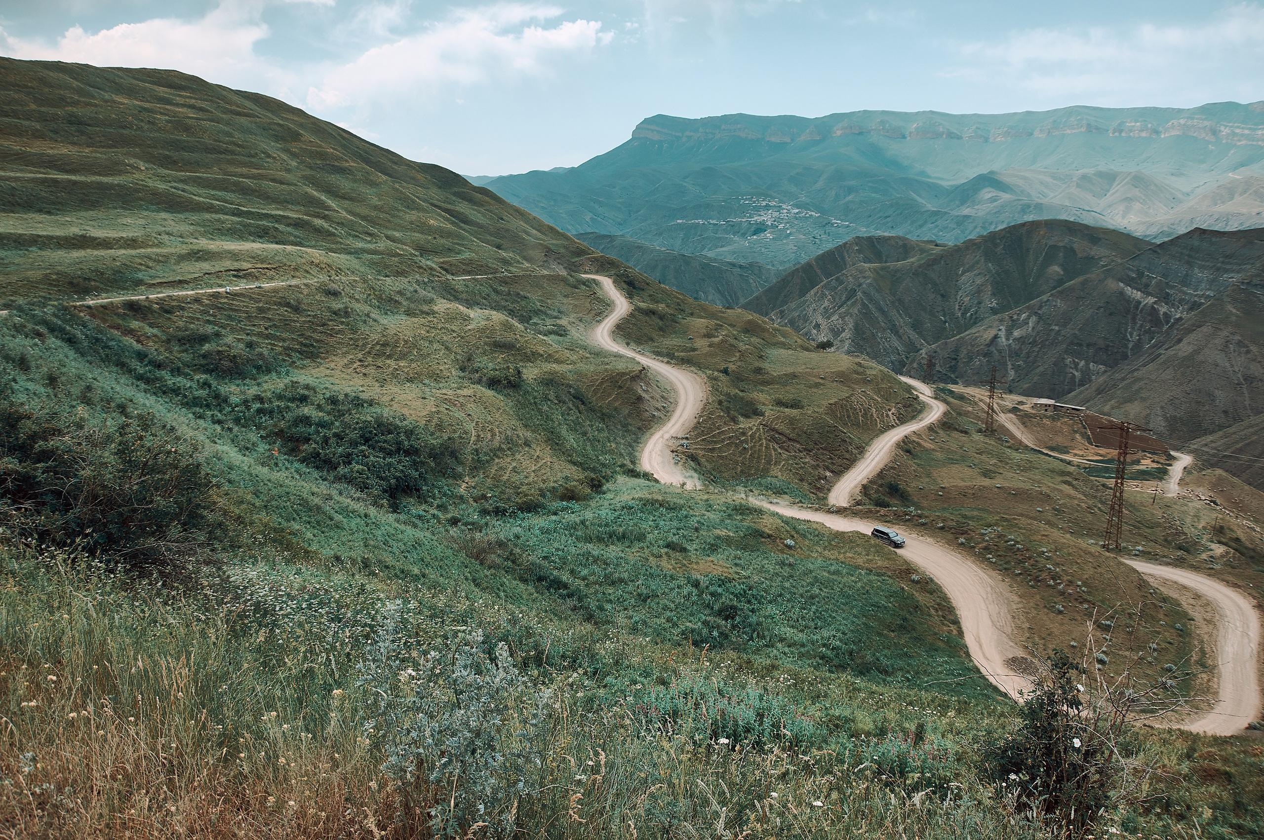Дагестан июнь-июль 2021