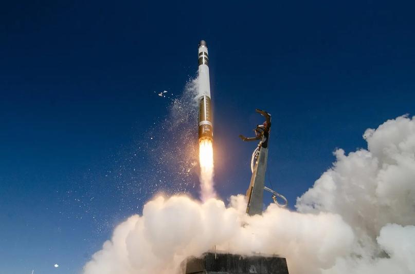 9-й запуск ракеты Electron для миссии