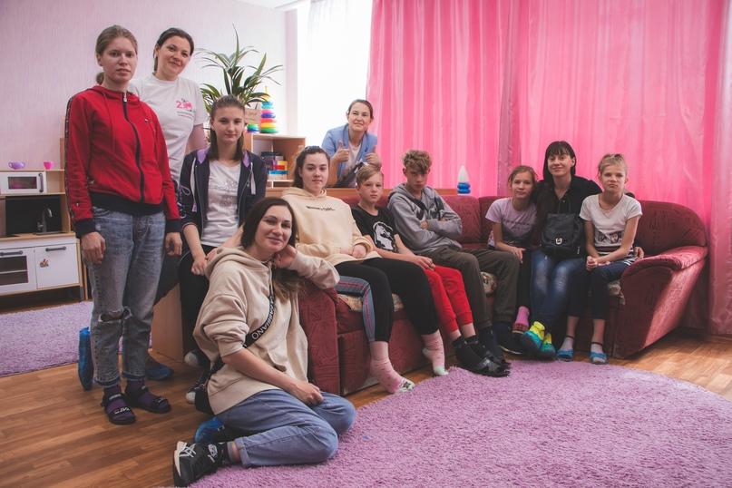 Воспитанников Таремского детского дома навестили сотрудники «Союза Маринс Групп»