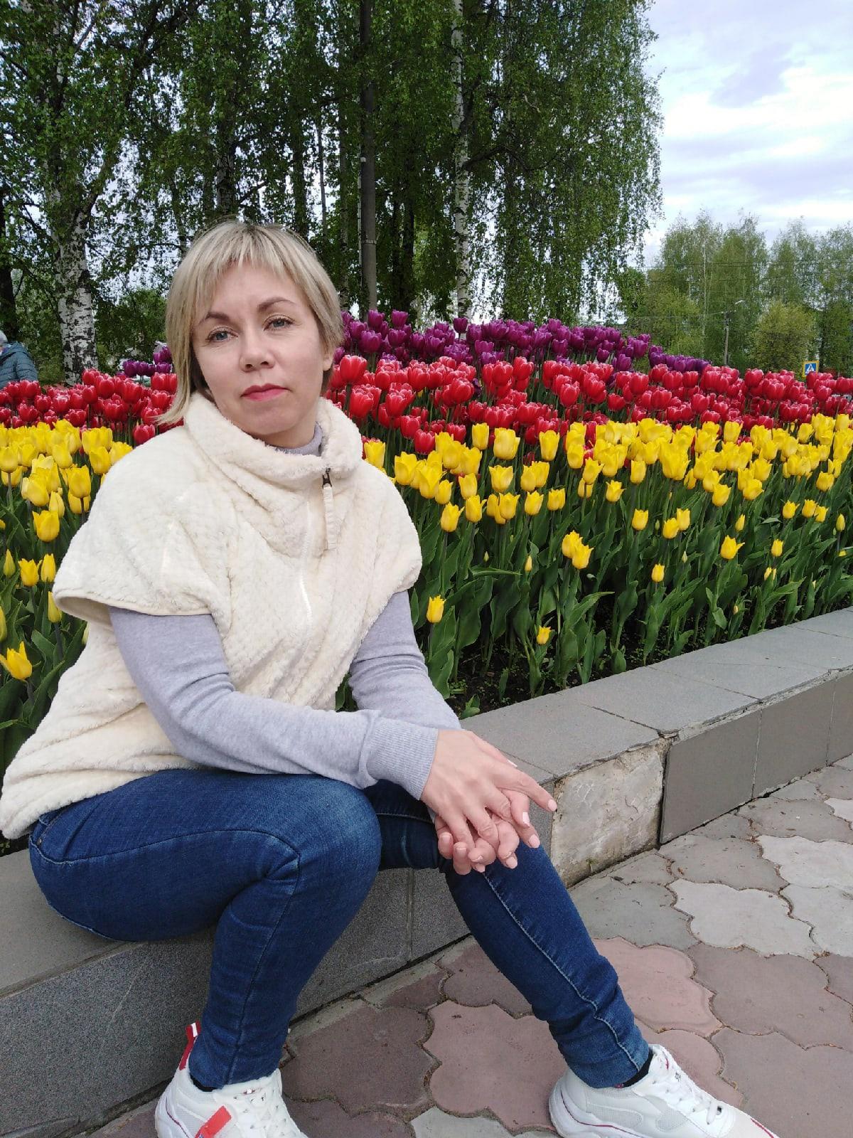 Elena, 42, Kotlas