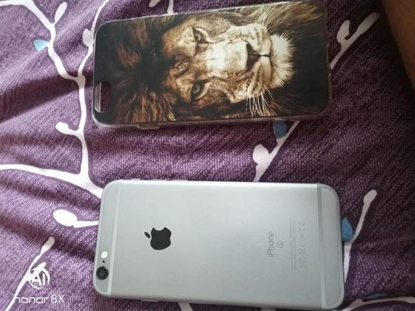 Продам ,IPhone 6s , в идеальном состоянии полный комплект...