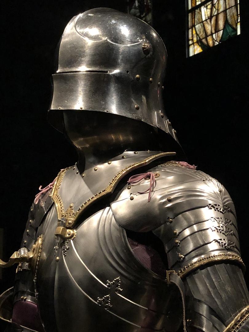 15 век: высокие технологии в доспехах для рыцарских турниров Максимилиана I, изображение №4