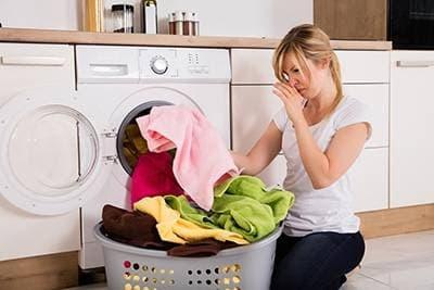 Как убрать затхлый запах из стиральной машины?, изображение №1