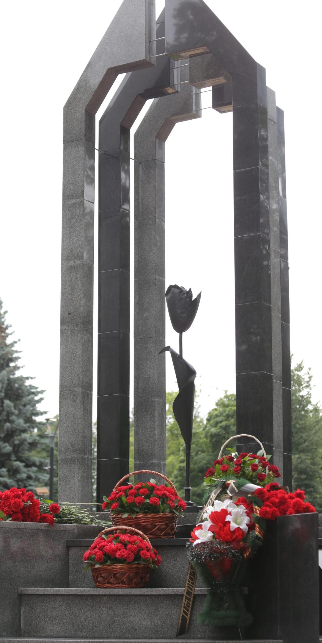 Мемориал подвигу нижегородцев, погибших в локальных военных конфликтах, открыт в Автозаводском районе Нижнего Новгорода, изображение №2