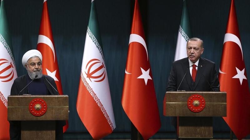 Irán y Turquía se unen contra 'traicionero' pacto emirato israelí