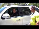 Jay arrival at GG Venice and talks to Mehmet Yildirim IFBB French Pro
