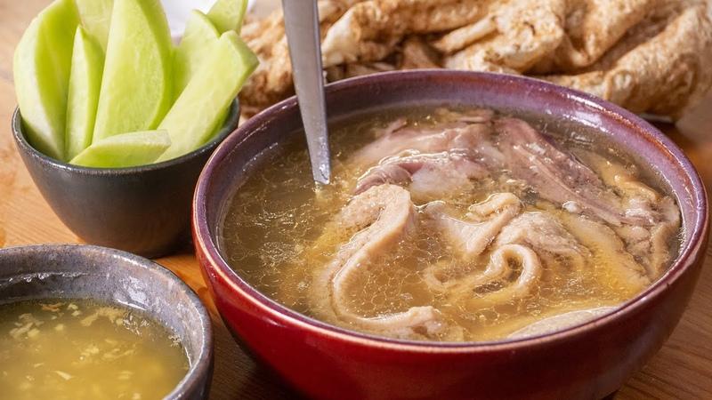 Мой любимый Хаш Похмельный суп из Армении Показываю как приготовить всего за два часа