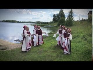 """клип на песню """"Спасогубская лирическая"""" - к 425 летнему юбилею  карельского села Спасская губа."""