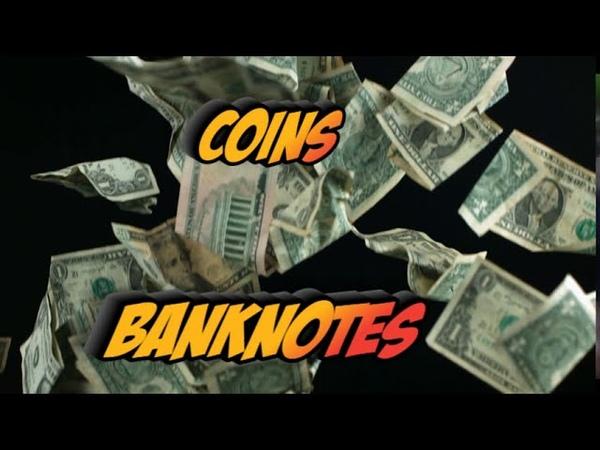 Моя Коллекция Монет и Банкнот Трейлер