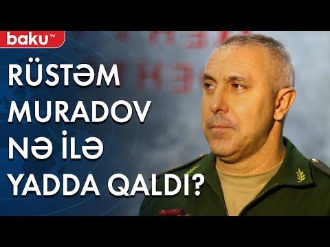 Rüstəm Muradov nə ilə yadda qaldı Baku TV