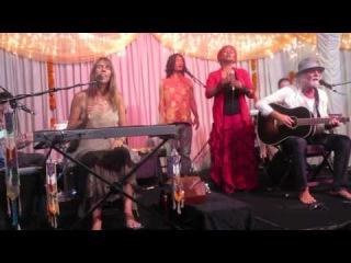 Deva Premal & Miten with Manose and C.C. White - Omega Fall Chant (2014)