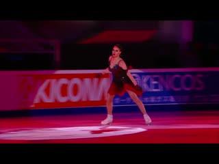 Алина Загитова. Показательные выступления. Rostelecom Cup. Гран-при по фигурному катанию 2020/21