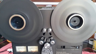 Technics rs-1500u Reel-to-reel tape recording
