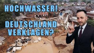Deutschland wegen Hochwasser Katastrophe verklagen? 🌊 Klimawandel Klage 🌍 | Herr Anwalt