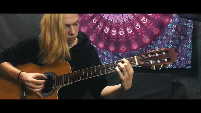 Caroline - Steve Kerz cover by Igor Bogdanov